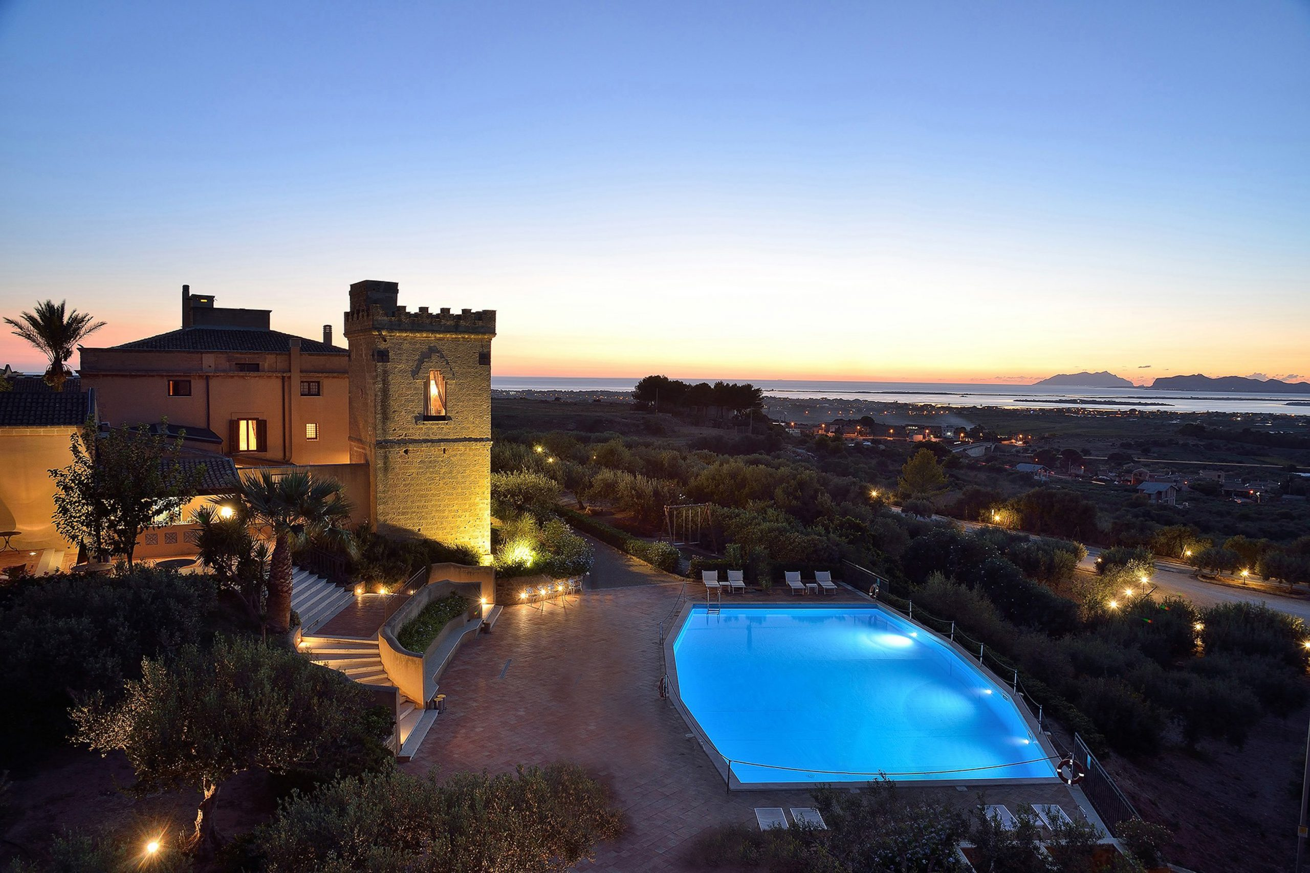 Notte e degustazione di coppia tra i vigneti della Sicilia occidentale
