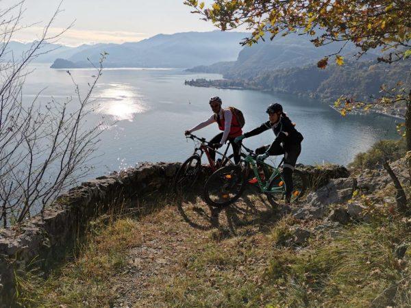 Weekend Bici Lago Como
