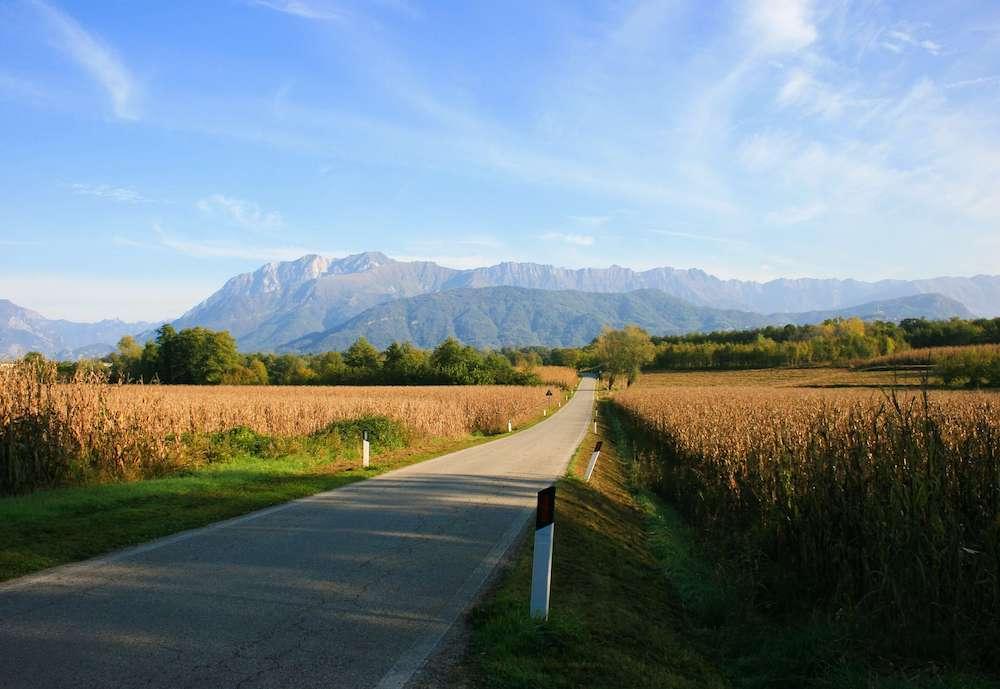 Tour in bicicletta in Friuli: percorsi su due ruote tra borghi storici, vigneti e colline